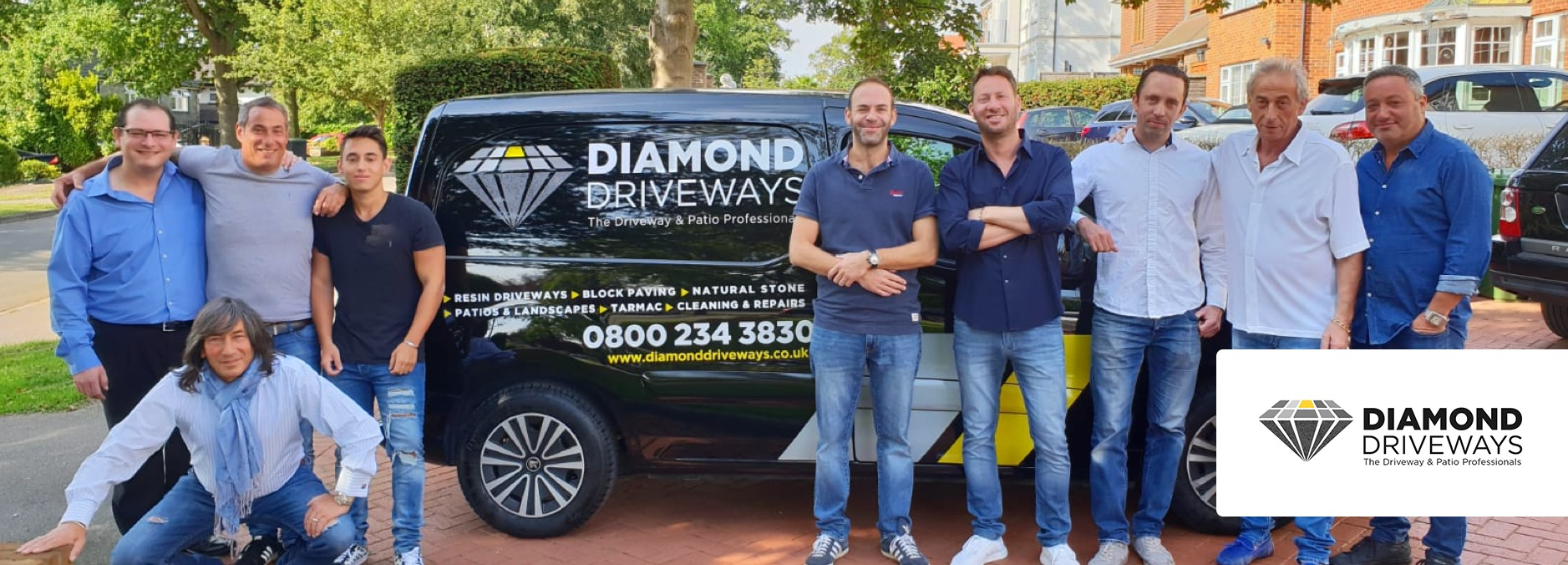 Diamond-driveways Banner